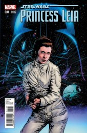 Star Wars: Princess Leia #1 Guice Variant