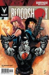 Bloodshot #11 Variant Edition
