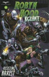 Robyn Hood: Vigilante #4 Cover B Muhr