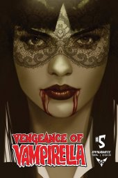 Vengeance of Vampirella #5 1:40 Oliver Tint  Cover