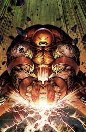Juggernaut #1 Tyler Kirkham Variant B