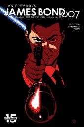 James Bond 007 #9 Cover C Kano