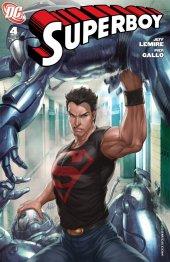 Superboy #4 Variant Edition