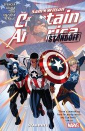 captain america: sam wilson vol. 2: standoff tp