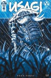Usagi Yojimbo #6 Ryan Browne cover