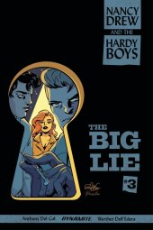 Nancy Drew And The Hardy Boys: The Big Lie #3 Cover B Charretier