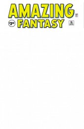 Amazing Fantasy #15 Unknown Comics Blank Sketch Variant