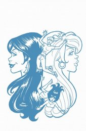 Red Sonja & Vampirella Meet Betty & Veronica #8 1:21 Incentive