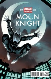 Moon Knight #3 Stegman Variant