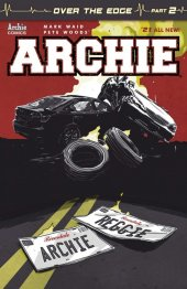 Archie #21 Cover B Matthew Dow Smith