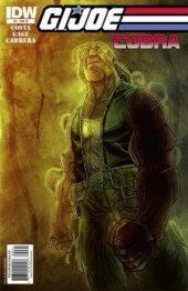 G.I. Joe: Cobra II #9 Variant Edition