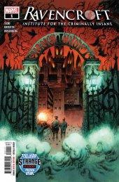 Ravencroft #1 Original Cover