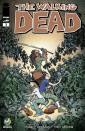 The Walking Dead #1 Wizard World Austin Comic Con 2015 Variant