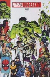Marvel Legacy #1 Mike McKone Ebay Exclusive