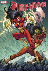 Spider-Woman #1 Todd Nauck Variant