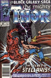 The Mighty Thor #421 Newsstand Edition