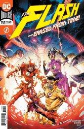 The Flash #752 Original Cover