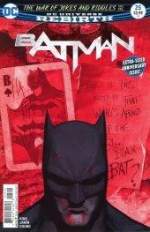 Batman #25 2nd Printing