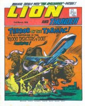 Lion #March 2nd, 1974