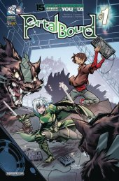 Portal Bound #1 Cover B Archer