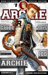 Archie #1 Four Color Grails Variant