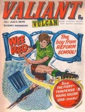 Valiant #July 31st, 1976