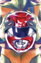 Mighty Morphin Power Rangers / Teenage Mutant Ninja Turtles #1 Cover D Montes
