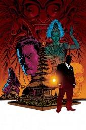 James Bond 007 #2 1:10  Johnson Virgin Cover