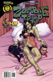 Zombie Tramp #1 1-UP Collectibles Variant