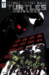 Teenage Mutant Ninja Turtles: Universe #1 Retailer Incentive 10 Copy