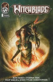Witchblade #144 Cover B - Rossbach