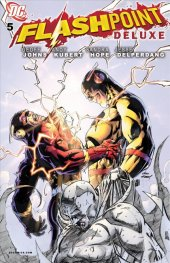 Flashpoint #5 Deluxe Edition