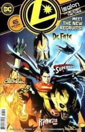 Legion of Super-Heroes #6 2nd Printing