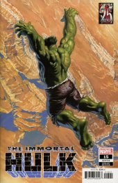 The Immortal Hulk #15 Alex Ross Marvels 25th Tribute Variant