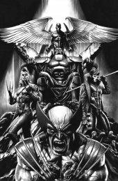 X of Swords: Creation #1 Mico Suayan Variant B