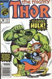 The Mighty Thor #385 Newsstand Edition