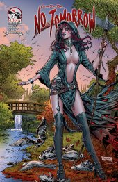 Grimm Fairy Tales Presents No Tomorrow #3