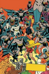 Detective Comics #1000 1950s Variant Cover by Michael Cho