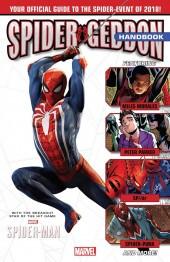 spider-geddon handbook #1