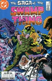 the saga of the swamp thing #22
