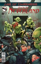 Grimm Fairy Tales Presents Neverland: Age of Darkness #2 Cover B Mychaels