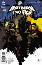 Batman and Robin #28 Matteo Scalera Steampunk Variant