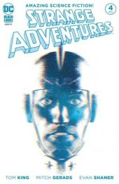 Strange Adventures #4 Variant Edition