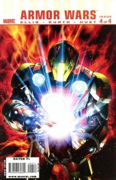 Ultimate Comics Armor Wars #4