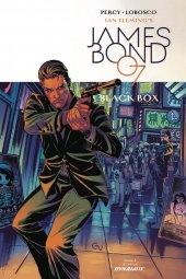 James Bond: Black Box #2 Cover C Valletta