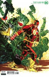 The Flash #88 Card Stock Variant Edition