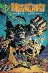 MegaGhost #1 Original Cover