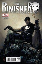 The Punisher #1 Maleev Variant