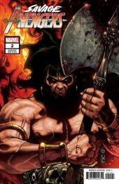 Savage Avengers #2 Bianchi 1:50 Variant