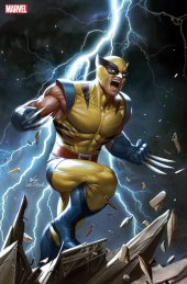 Marvel Tales: Wolverine #1 1:50 Virgin Variant Cover